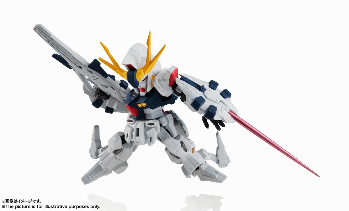 NXEDGE STYLE[MS UNIT]『Ξガンダム』機動戦士ガンダム 閃光のハサウェイ デフォルメ可動フィギュア-015