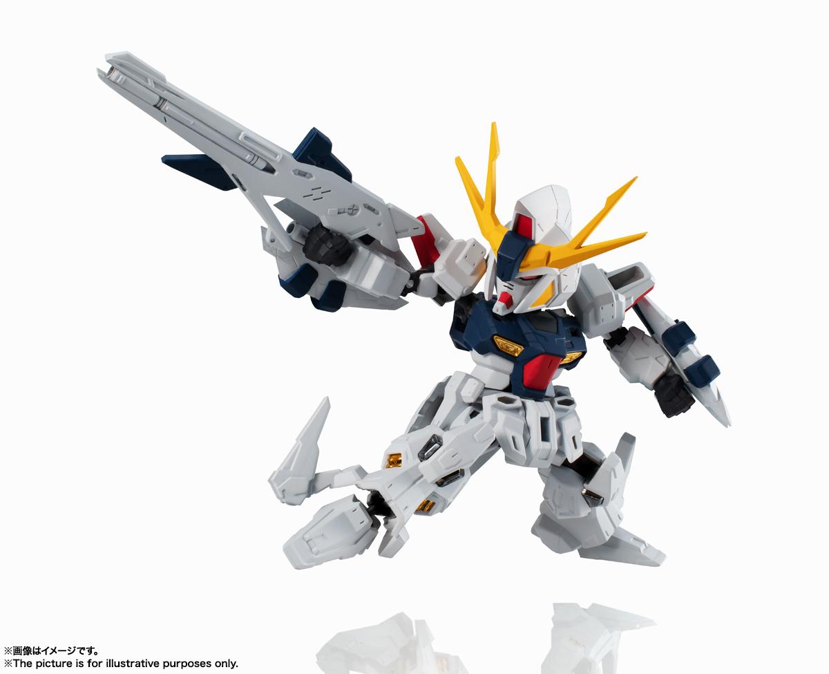 NXEDGE STYLE[MS UNIT]『Ξガンダム』機動戦士ガンダム 閃光のハサウェイ デフォルメ可動フィギュア-016