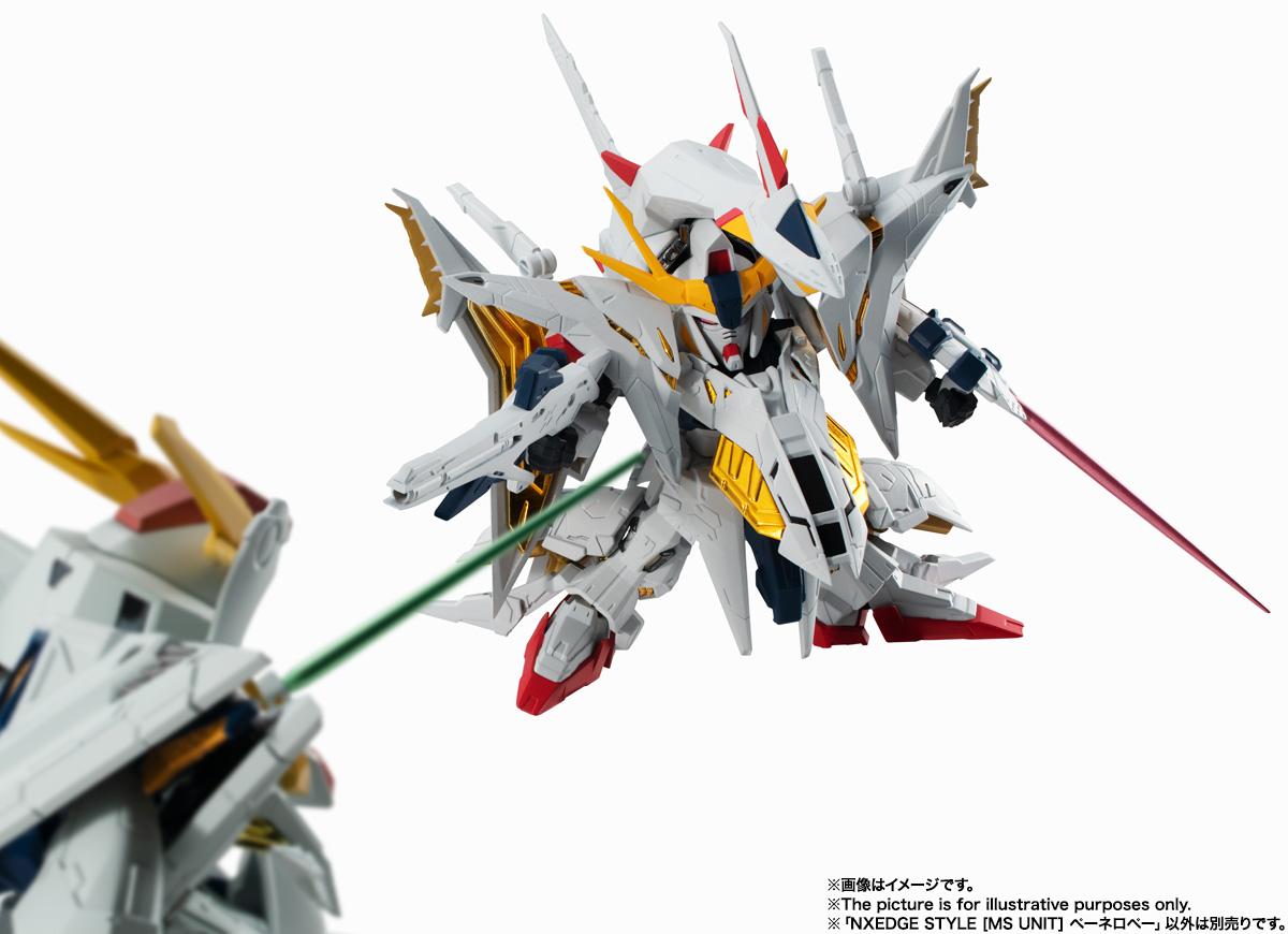 NXEDGE STYLE[MS UNIT]『Ξガンダム』機動戦士ガンダム 閃光のハサウェイ デフォルメ可動フィギュア-017