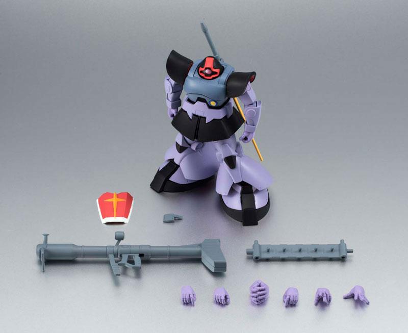 【再販】ROBOT魂〈SIDE MS〉『MS-09 ドム ver. A.N.I.M.E.』可動フィギュア-004
