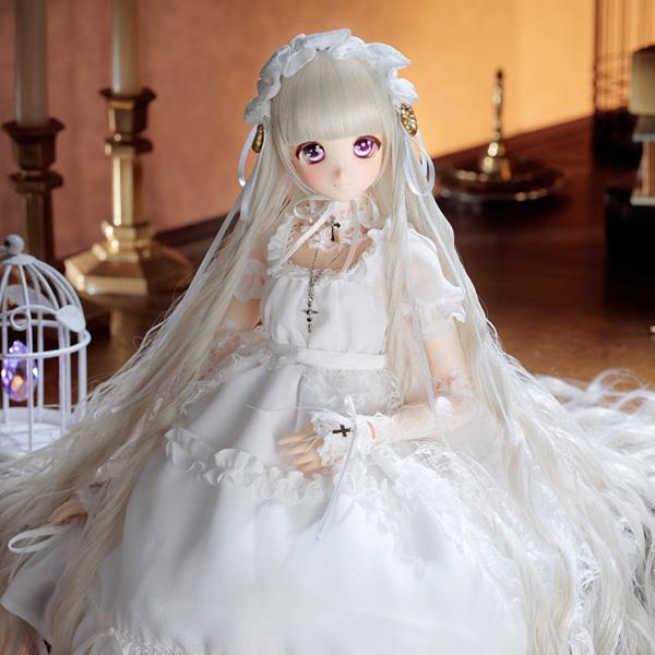 Iris Collect アイリス コレクト Kina's Fantasy Romances『ミレーネ ~ルミランジュ家の天使~』1/3 完成品ドール