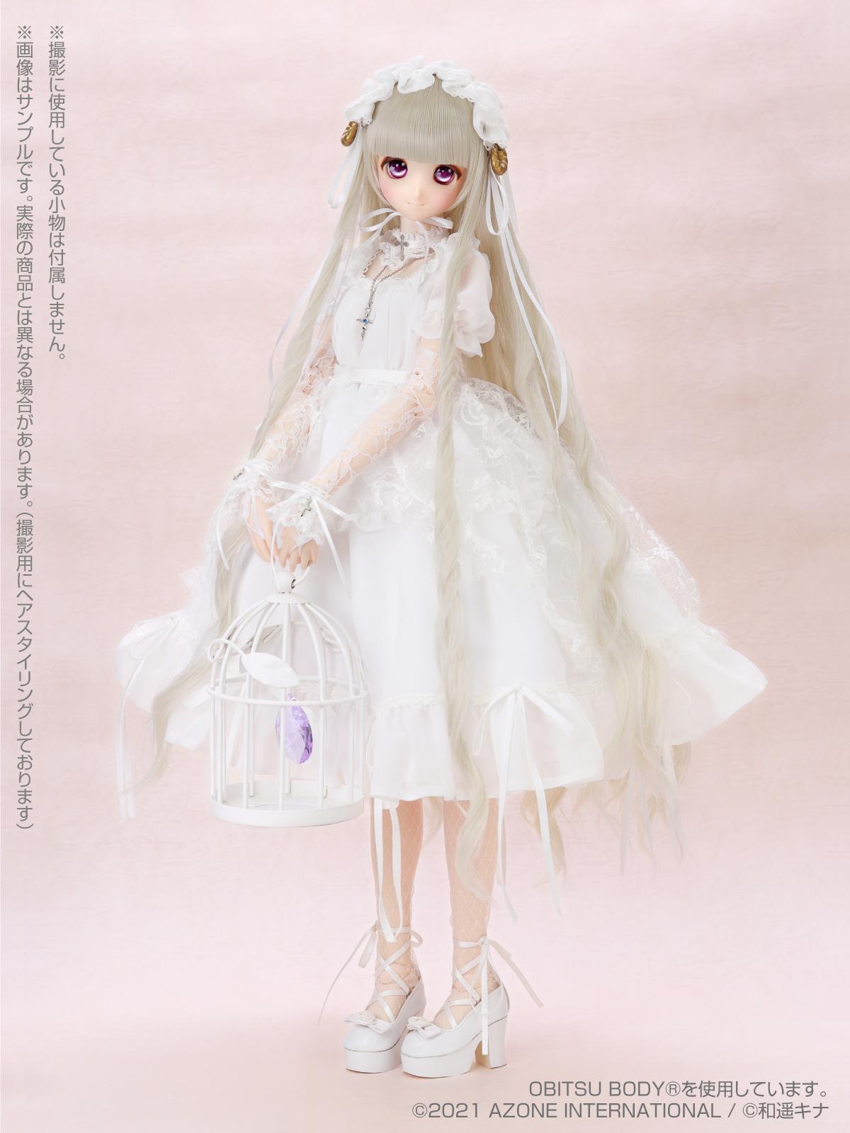Iris Collect アイリス コレクト Kina's Fantasy Romances『ミレーネ ~ルミランジュ家の天使~』1/3 完成品ドール-002
