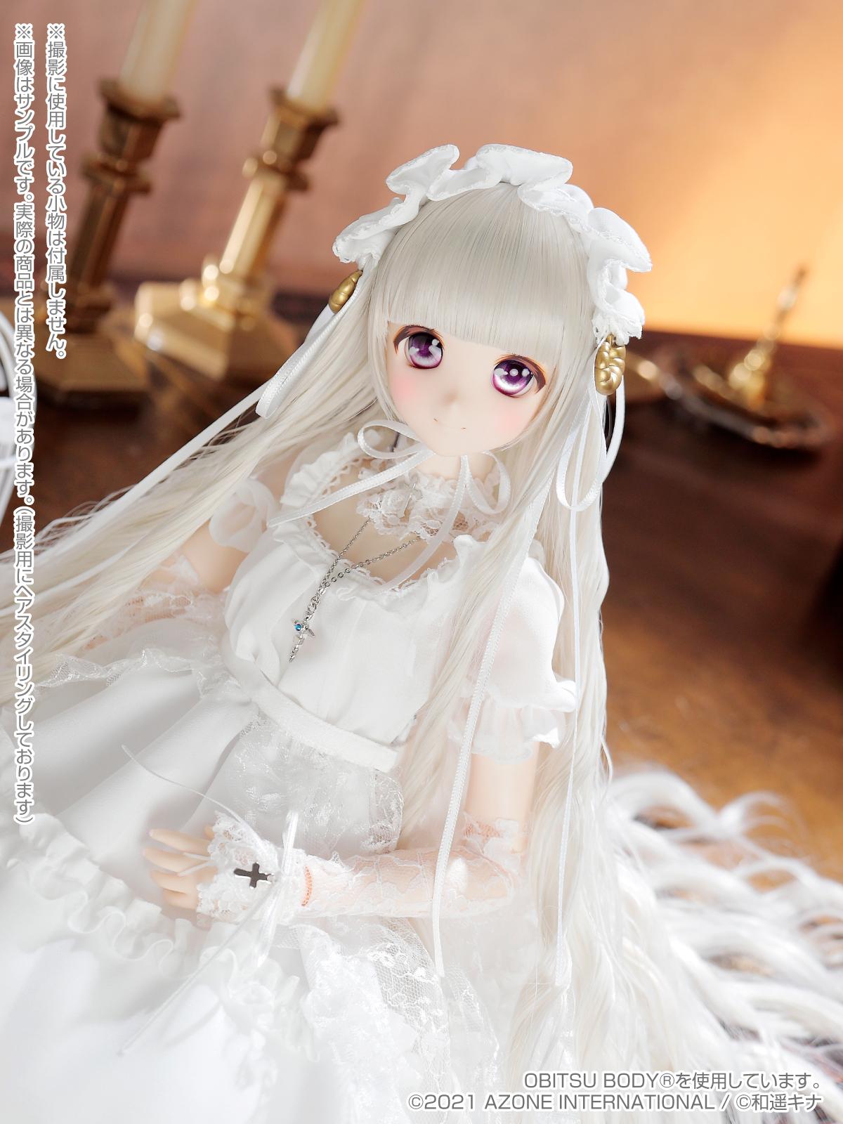 Iris Collect アイリス コレクト Kina's Fantasy Romances『ミレーネ ~ルミランジュ家の天使~』1/3 完成品ドール-004