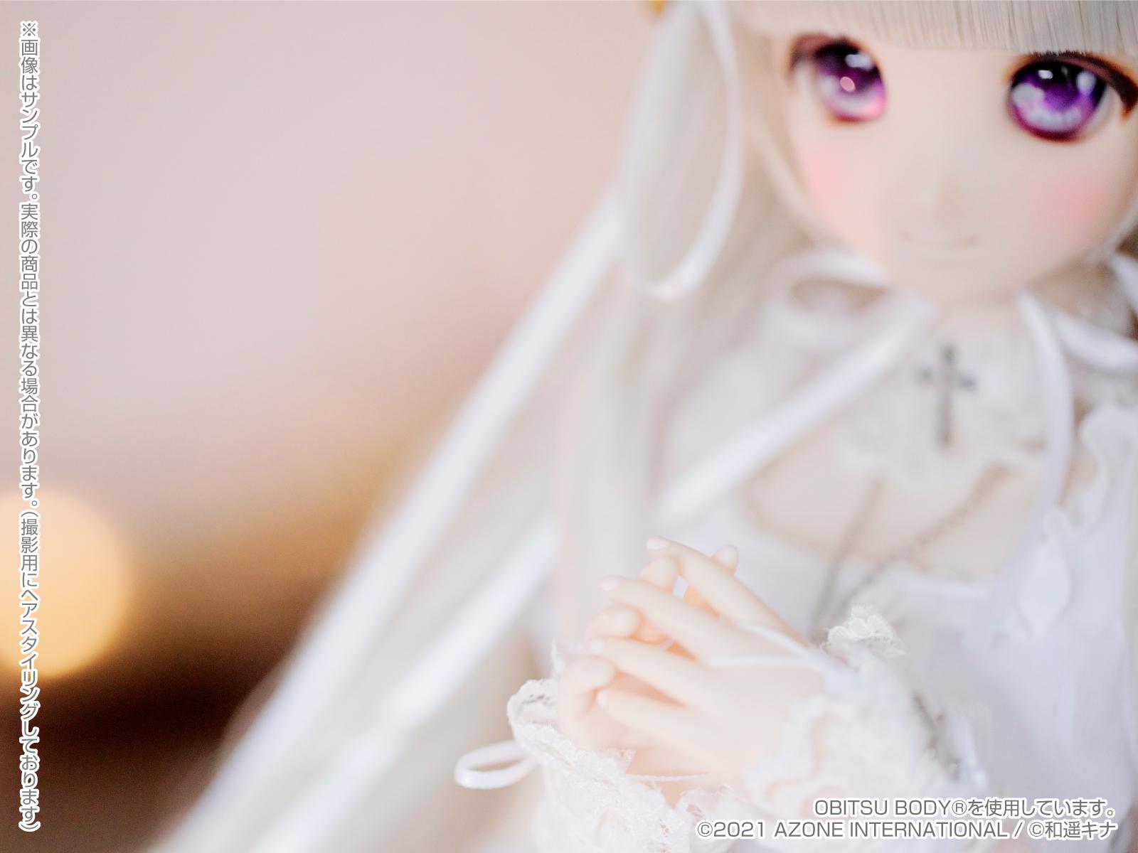 Iris Collect アイリス コレクト Kina's Fantasy Romances『ミレーネ ~ルミランジュ家の天使~』1/3 完成品ドール-006