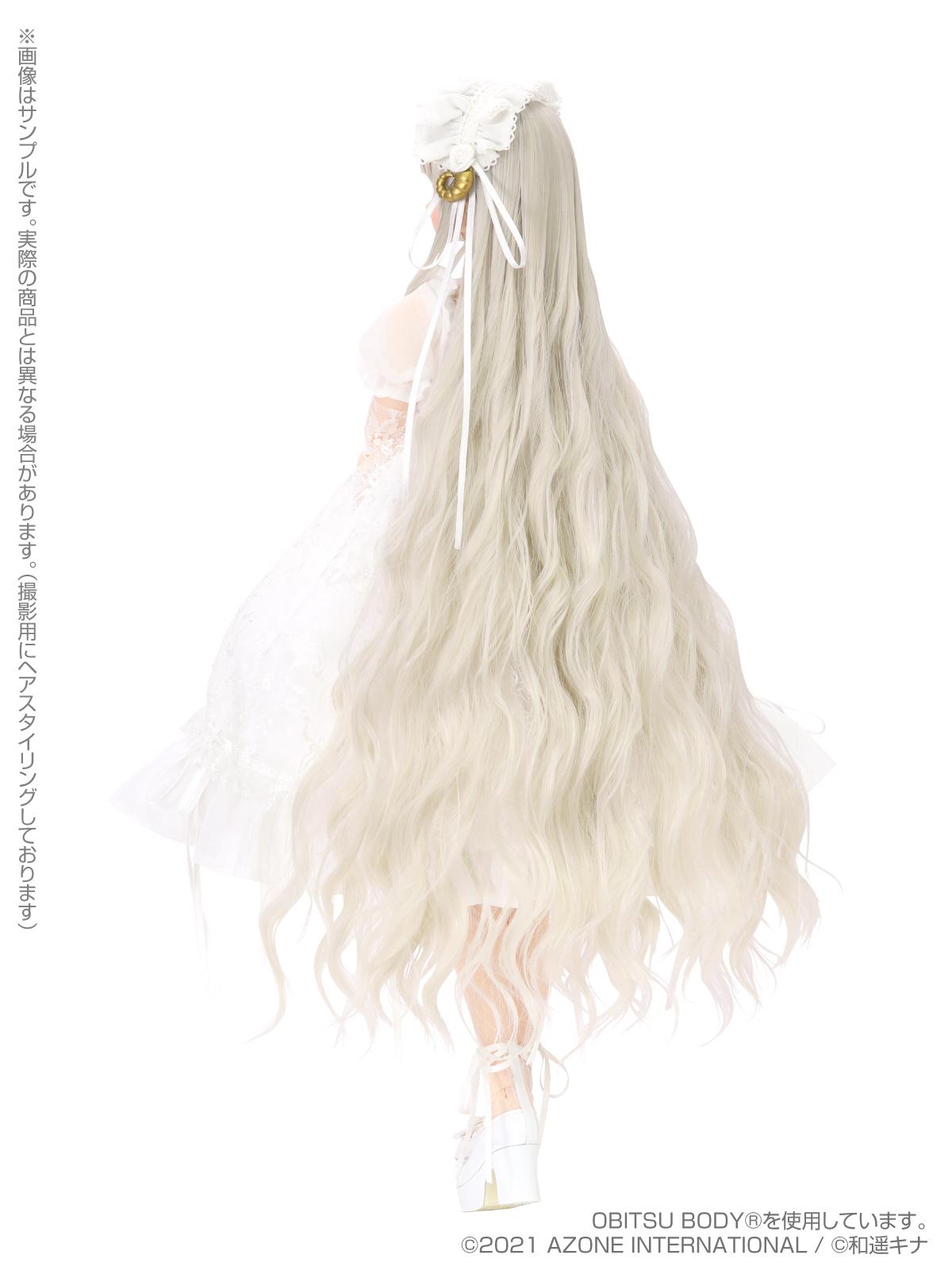 Iris Collect アイリス コレクト Kina's Fantasy Romances『ミレーネ ~ルミランジュ家の天使~』1/3 完成品ドール-008
