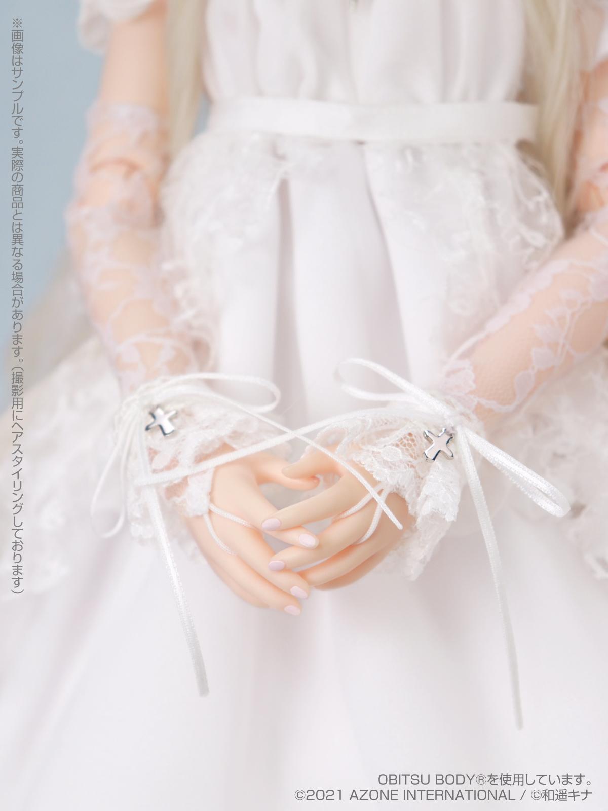Iris Collect アイリス コレクト Kina's Fantasy Romances『ミレーネ ~ルミランジュ家の天使~』1/3 完成品ドール-011