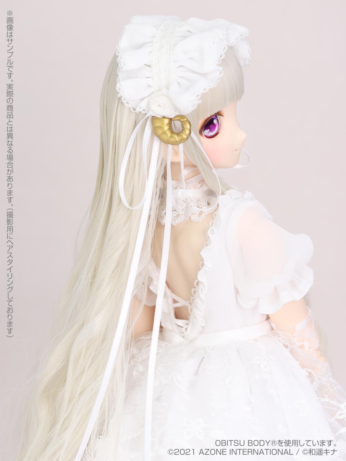 Iris Collect アイリス コレクト Kina's Fantasy Romances『ミレーネ ~ルミランジュ家の天使~』1/3 完成品ドール-014