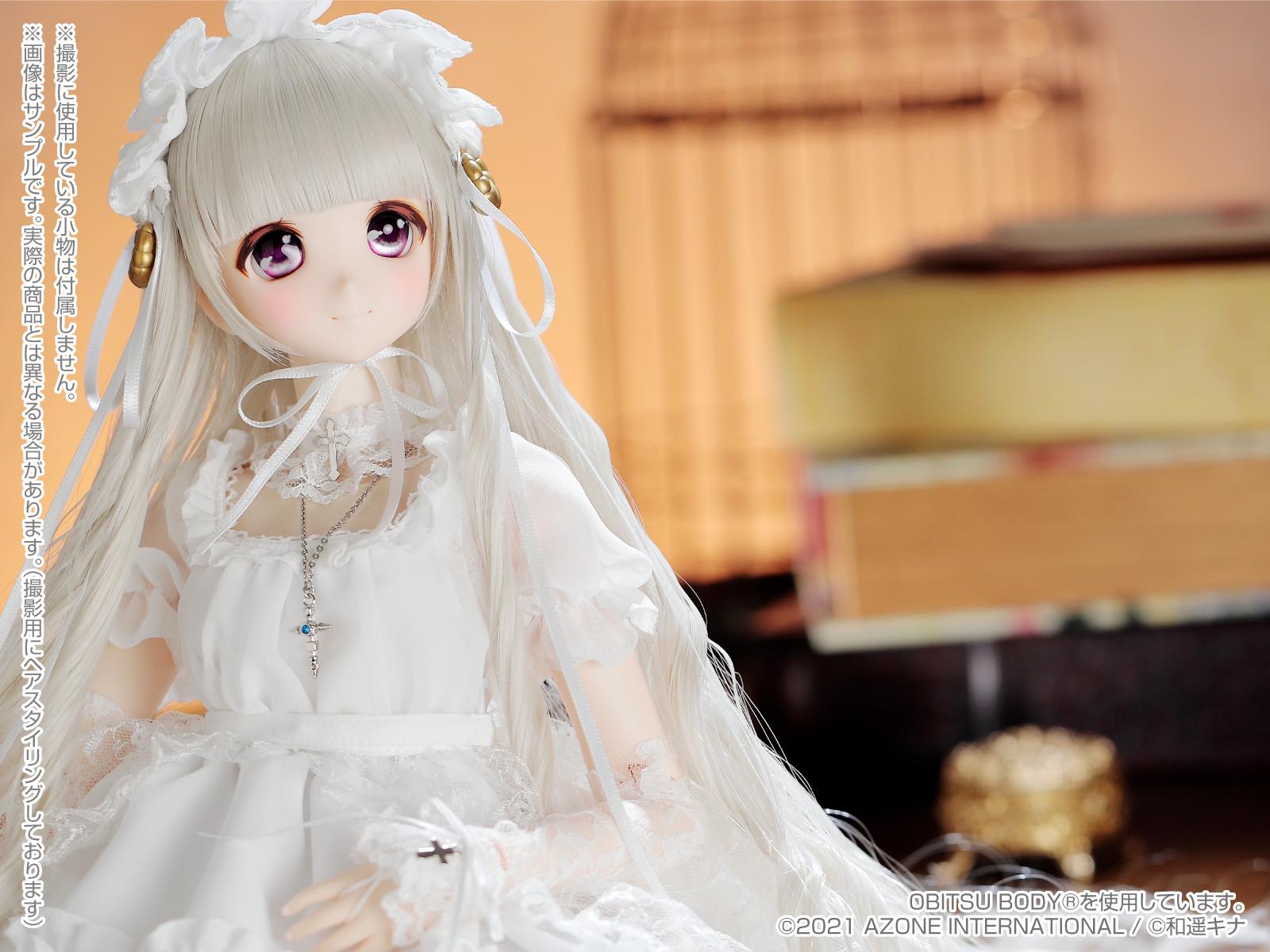 Iris Collect アイリス コレクト Kina's Fantasy Romances『ミレーネ ~ルミランジュ家の天使~』1/3 完成品ドール-016