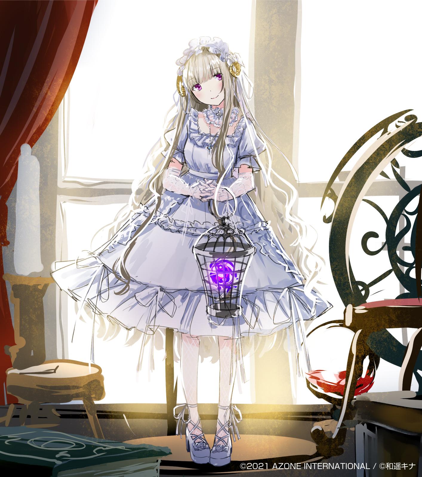 Iris Collect アイリス コレクト Kina's Fantasy Romances『ミレーネ ~ルミランジュ家の天使~』1/3 完成品ドール-017