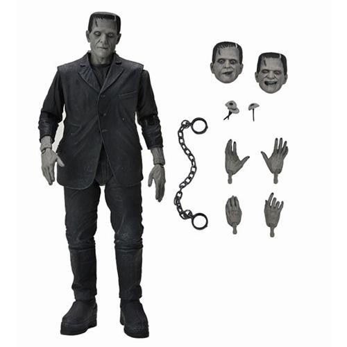 Frankenstein『フランケンシュタイン モンスター』アルティメット 7インチ アクションフィギュア