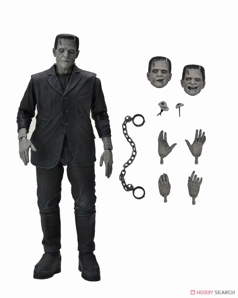 Frankenstein『フランケンシュタイン モンスター』アルティメット 7インチ アクションフィギュア-001