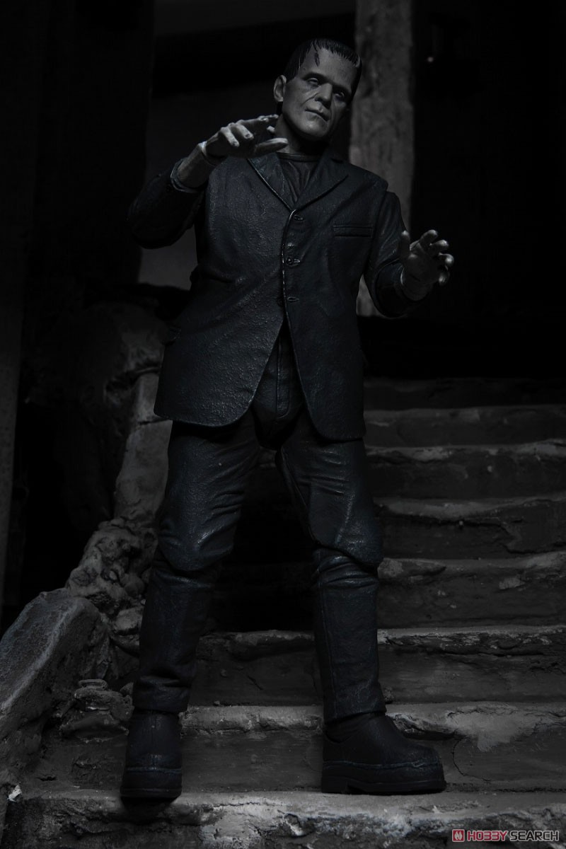 Frankenstein『フランケンシュタイン モンスター』アルティメット 7インチ アクションフィギュア-004