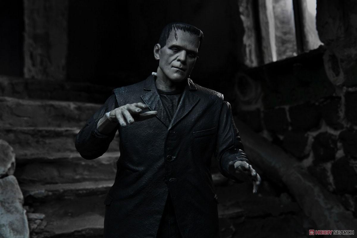 Frankenstein『フランケンシュタイン モンスター』アルティメット 7インチ アクションフィギュア-005
