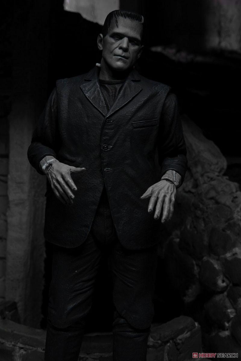 Frankenstein『フランケンシュタイン モンスター』アルティメット 7インチ アクションフィギュア-006