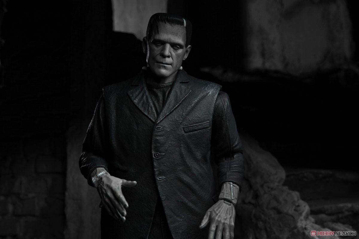 Frankenstein『フランケンシュタイン モンスター』アルティメット 7インチ アクションフィギュア-007