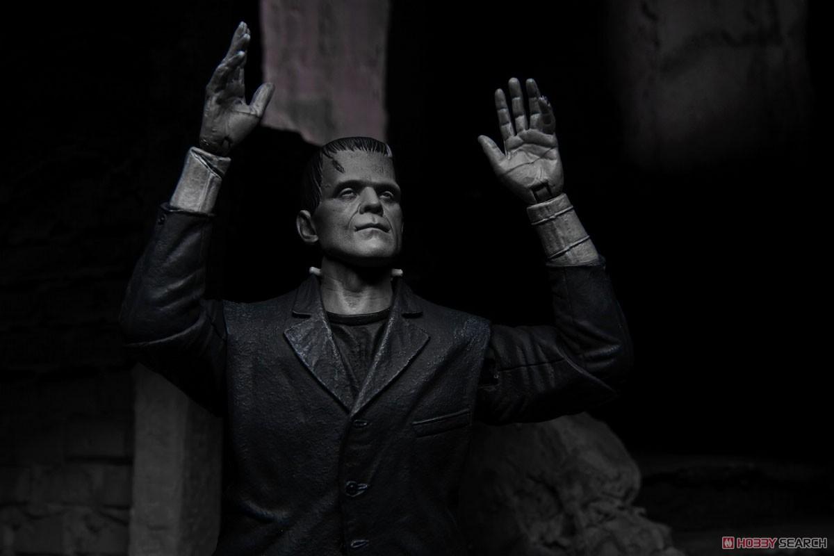 Frankenstein『フランケンシュタイン モンスター』アルティメット 7インチ アクションフィギュア-008