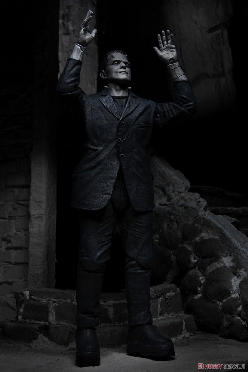 Frankenstein『フランケンシュタイン モンスター』アルティメット 7インチ アクションフィギュア-009