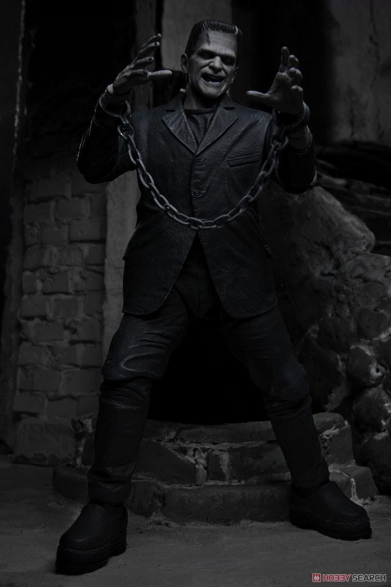 Frankenstein『フランケンシュタイン モンスター』アルティメット 7インチ アクションフィギュア-010