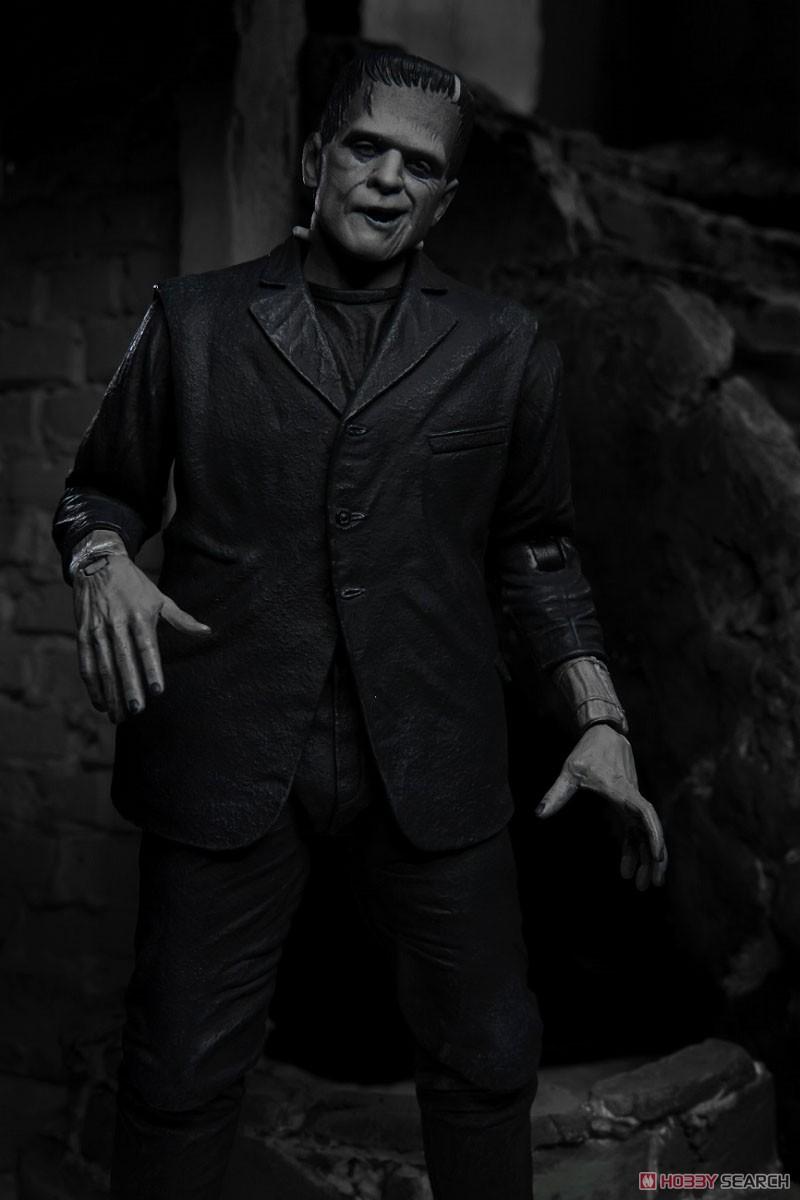 Frankenstein『フランケンシュタイン モンスター』アルティメット 7インチ アクションフィギュア-014