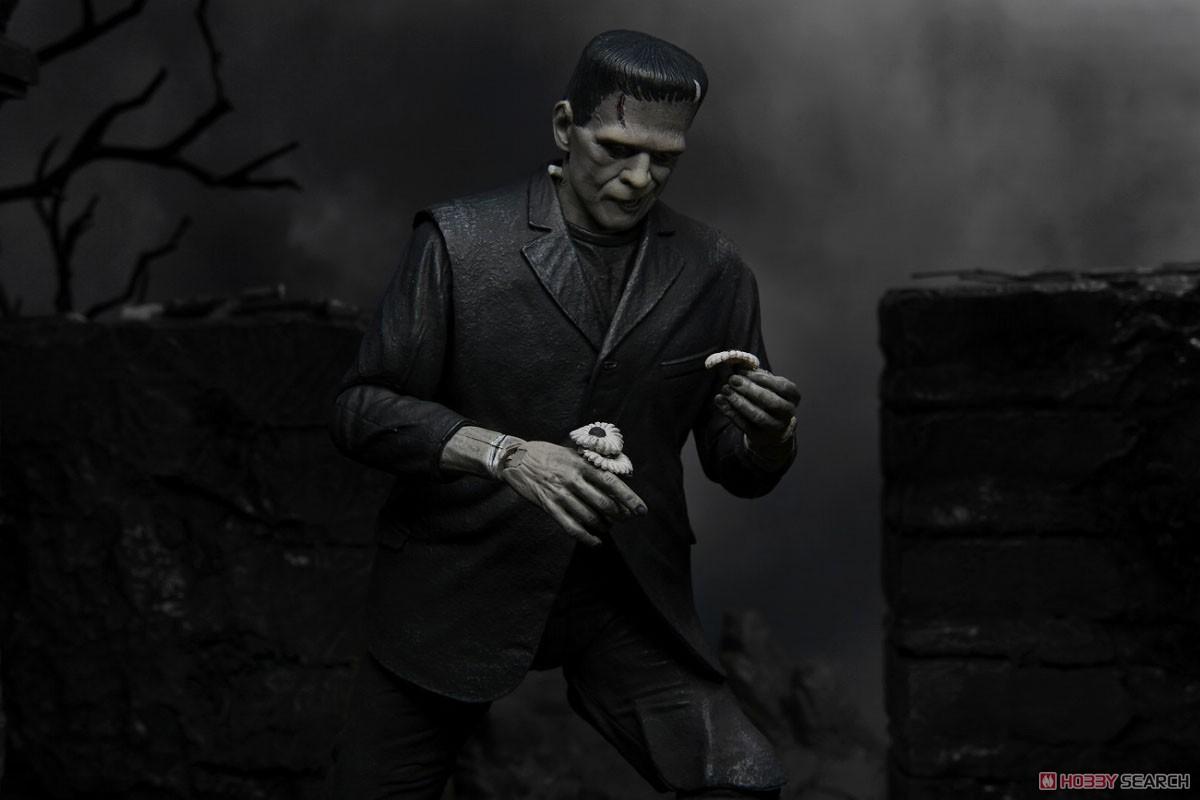 Frankenstein『フランケンシュタイン モンスター』アルティメット 7インチ アクションフィギュア-016