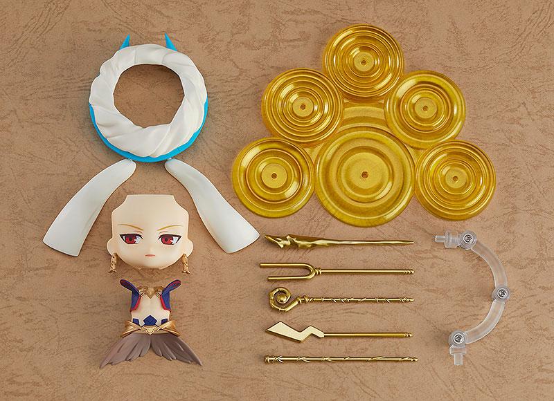 【再販】ねんどろいど『キャスター/ギルガメッシュ 霊基再臨 Ver.』Fate/Grand Order 可動フィギュア-004