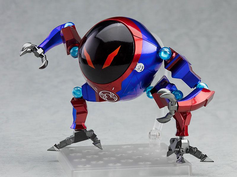 ねんどろいど『ピーター・パーカー スパイダーバースVer. DX』デフォルメ可動フィギュア-005