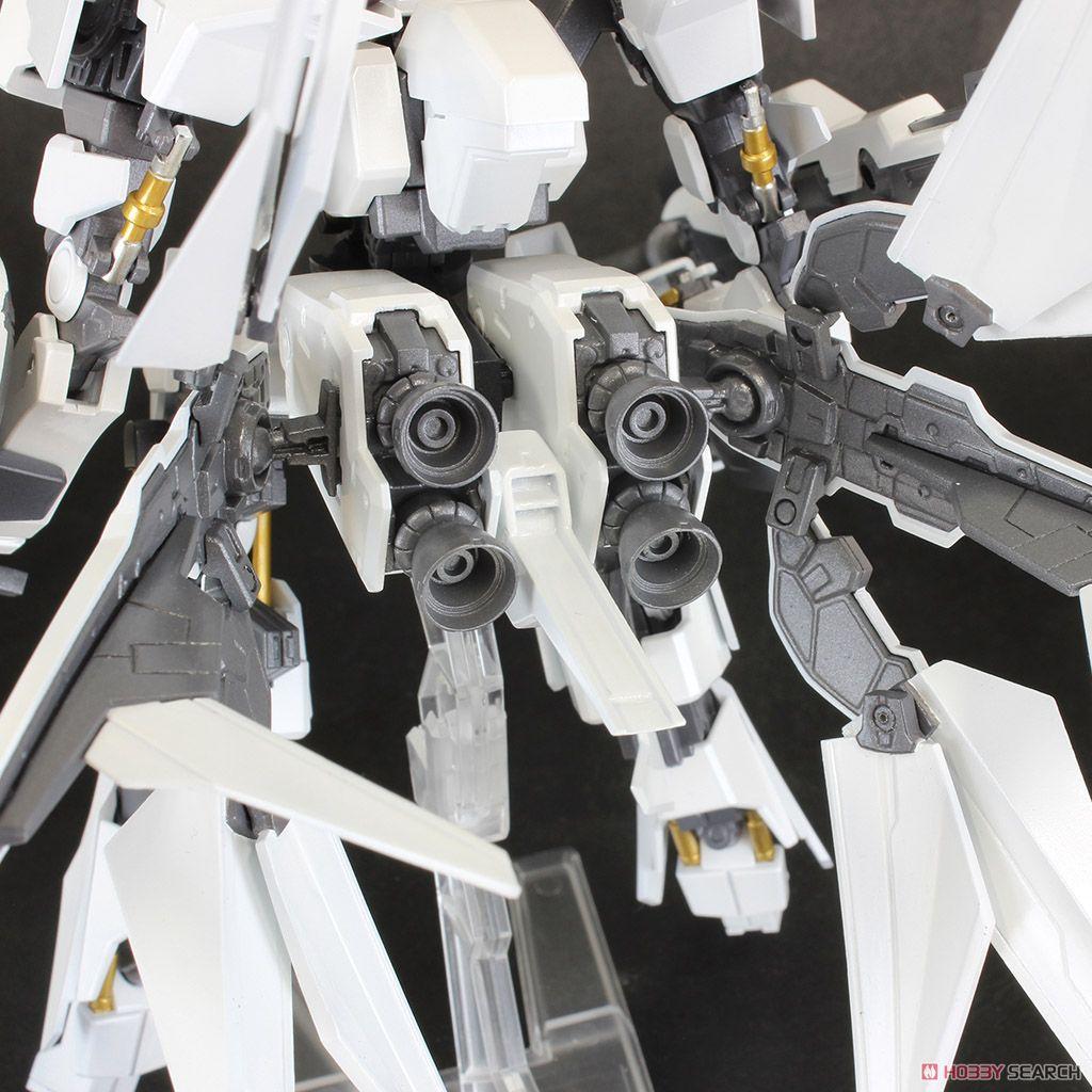 【再販】叢-MURAKUMO-『A.R.K.クラウドブレイカー Ver.Weiβ』1/48 プラモデル-008