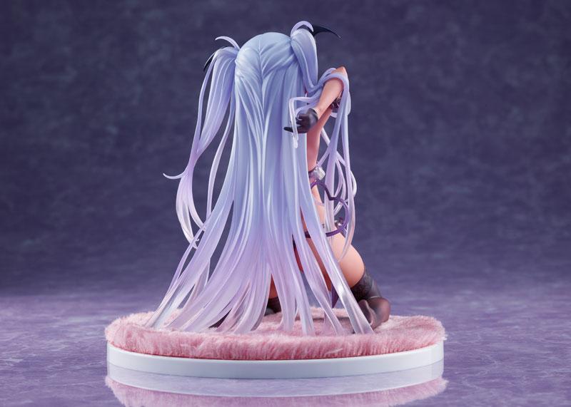 【限定販売】玉之けだま『サキュバス 黒ルルム』1/6 完成品フィギュア-003