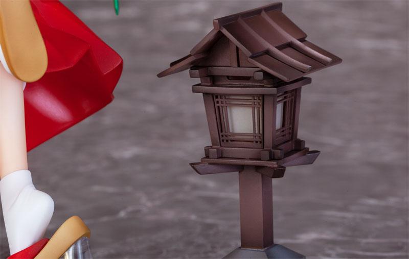 ソードアート・オンライン アリシゼーション War of Underworld『アスナ巫女 Ver.』1/7 完成品フィギュア-010
