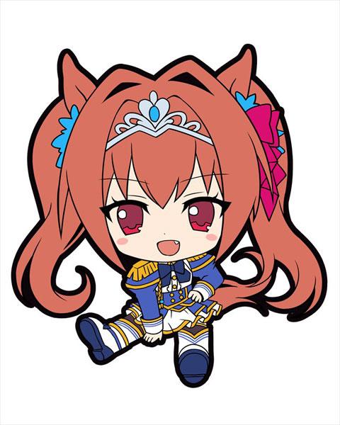 【再販】ウマ娘『ウマ娘プリティーダービー ぺたん娘トレーディングラバーストラップ』10個入りBOX-005
