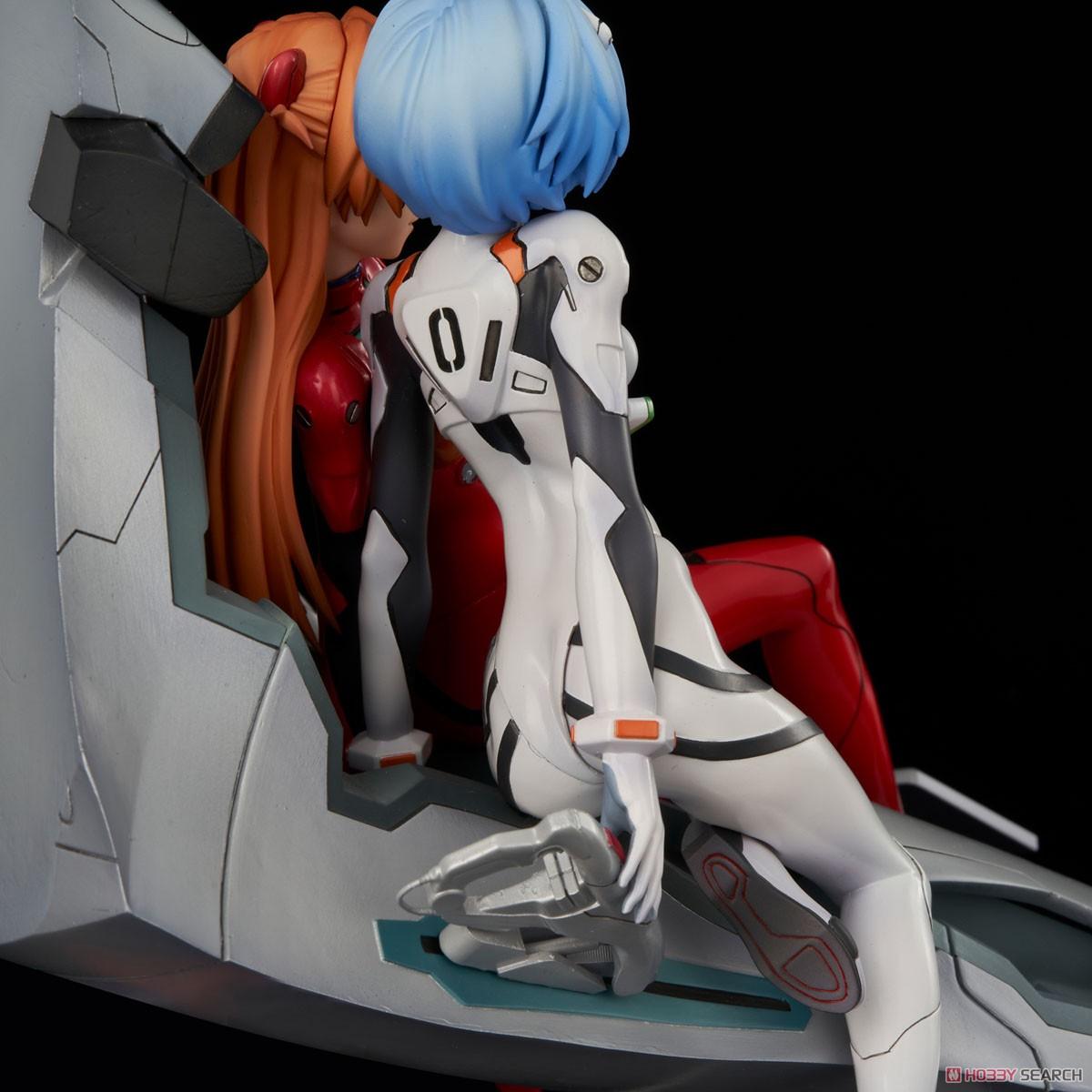 新世紀エヴァンゲリオン『レイ&アスカ ~twinmore Object~』完成品フィギュア-018