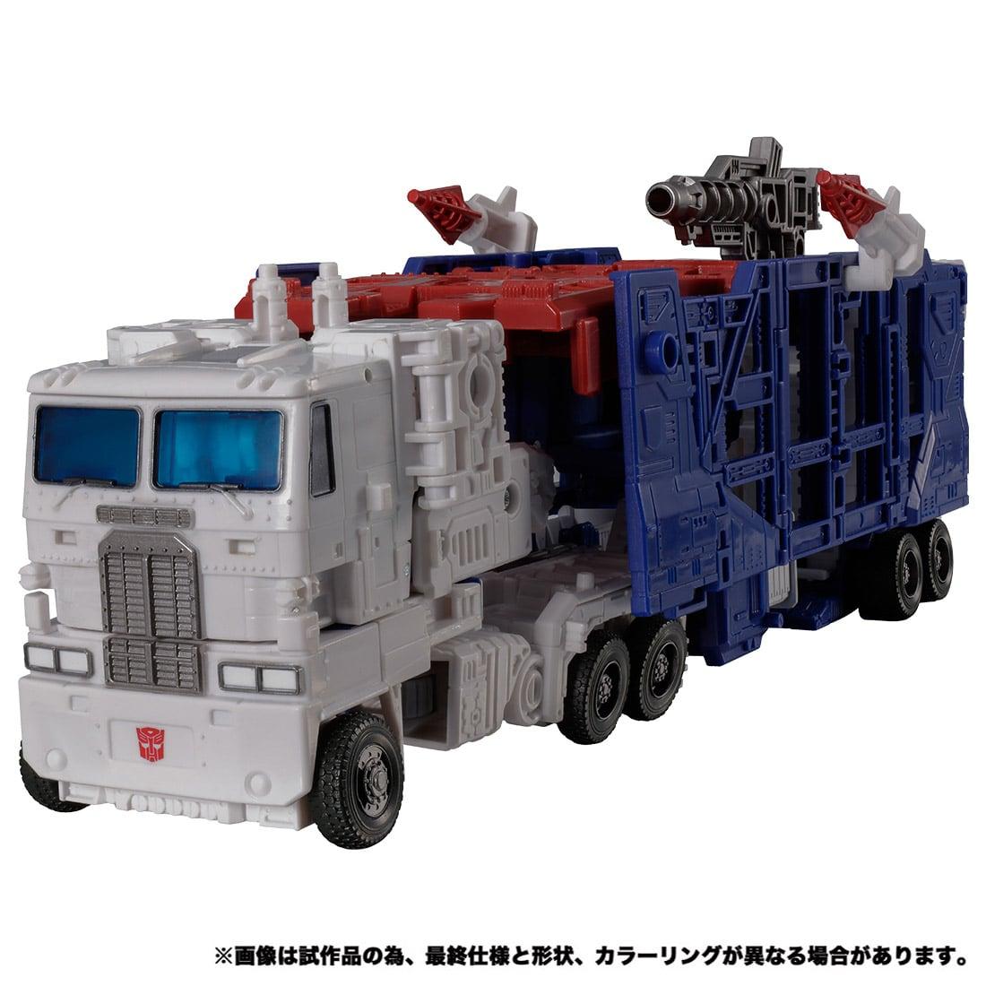 トランスフォーマー キングダム『KD-11 ウルトラマグナス』可変可動フィギュア-004