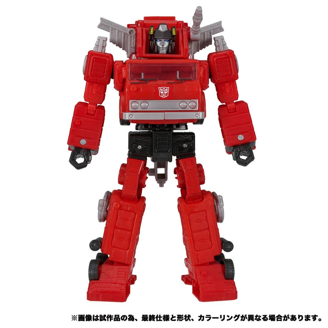 トランスフォーマー キングダム『KD-10 オートボットインフェルノ』可変可動フィギュア-001