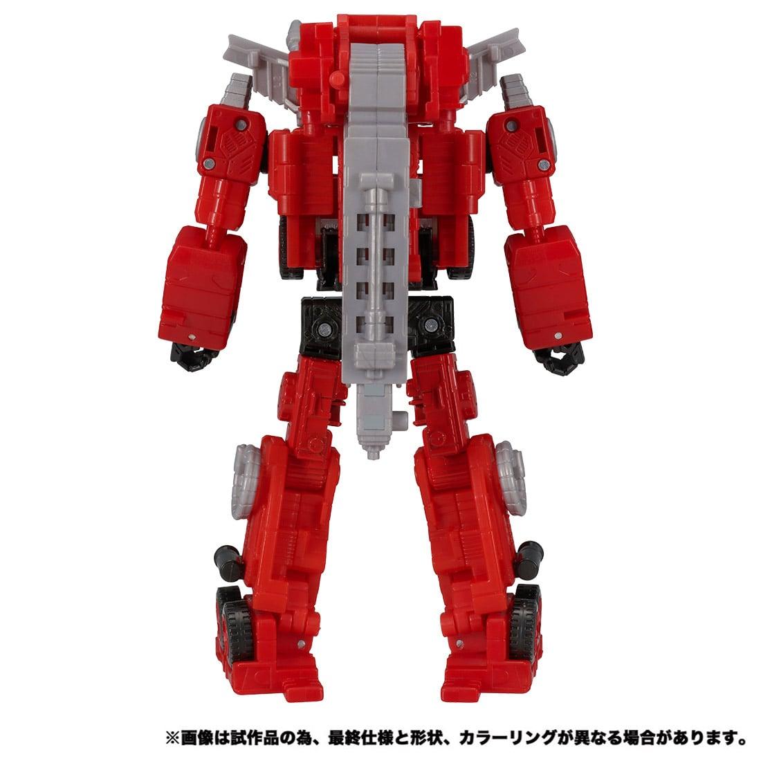 トランスフォーマー キングダム『KD-10 オートボットインフェルノ』可変可動フィギュア-002