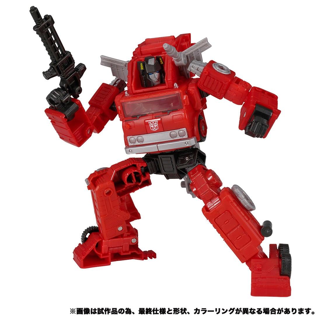 トランスフォーマー キングダム『KD-10 オートボットインフェルノ』可変可動フィギュア-003