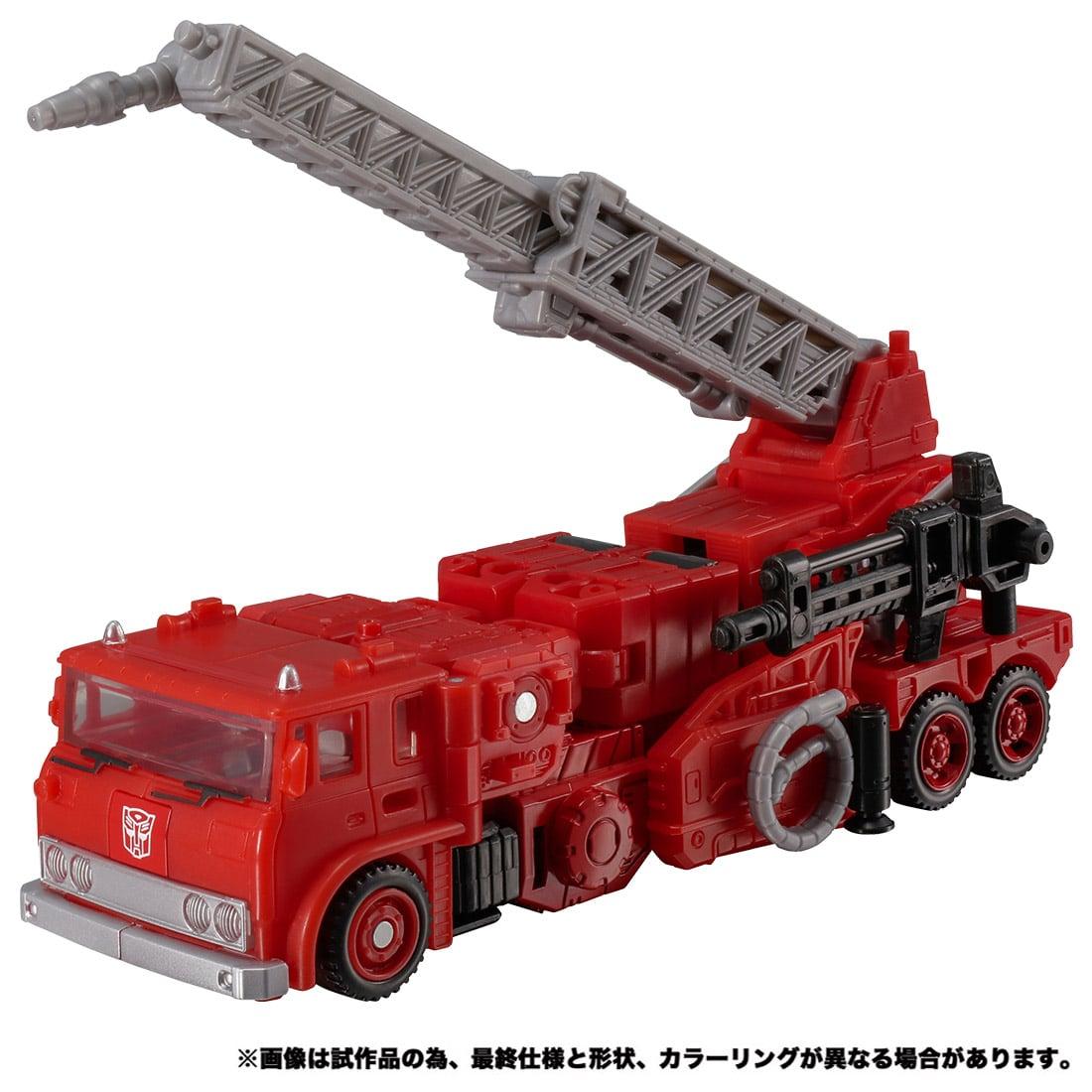 トランスフォーマー キングダム『KD-10 オートボットインフェルノ』可変可動フィギュア-006