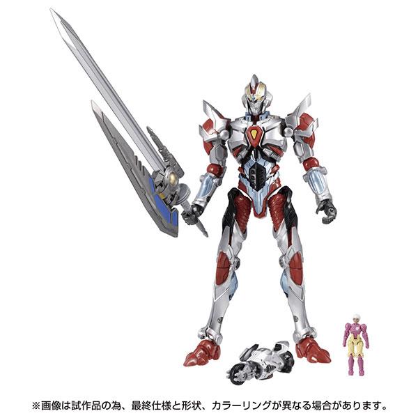 ダイアクロン / グリッドマンユニバース 02『ダイアクロンVS.グリッドマン Ver』可動フィギュア