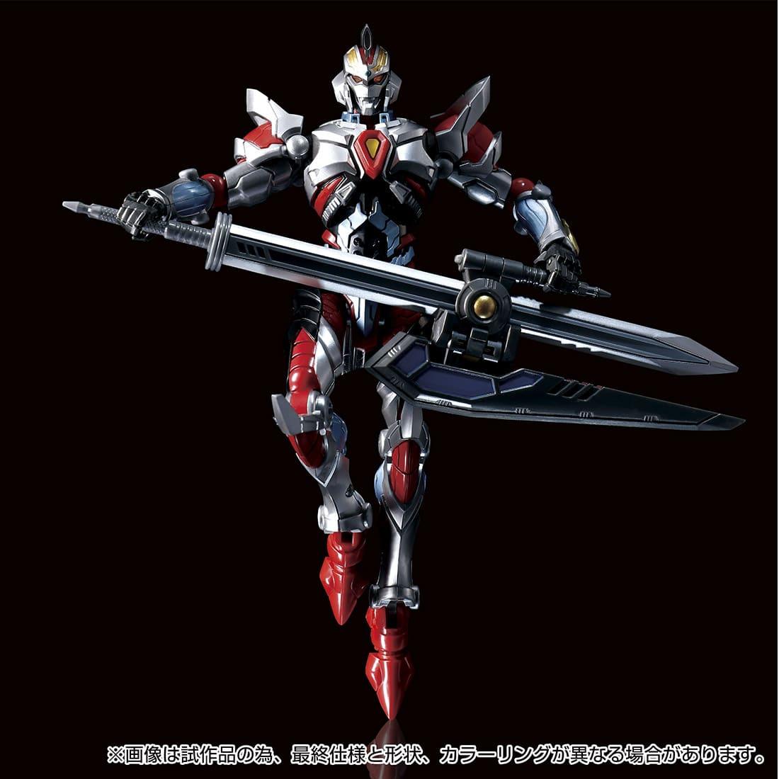 ダイアクロン / グリッドマンユニバース 02『ダイアクロンVS.グリッドマン Ver』可動フィギュア-002