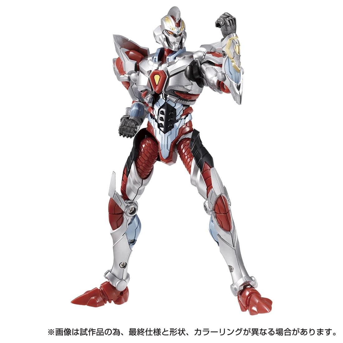 ダイアクロン / グリッドマンユニバース 02『ダイアクロンVS.グリッドマン Ver』可動フィギュア-005