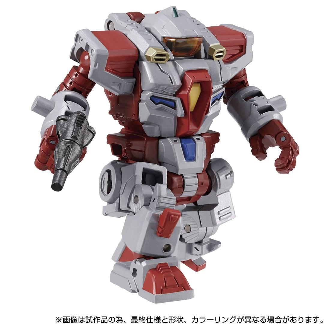 ダイアクロン / グリッドマンユニバース 02『ダイアクロンVS.グリッドマン Ver』可動フィギュア-014