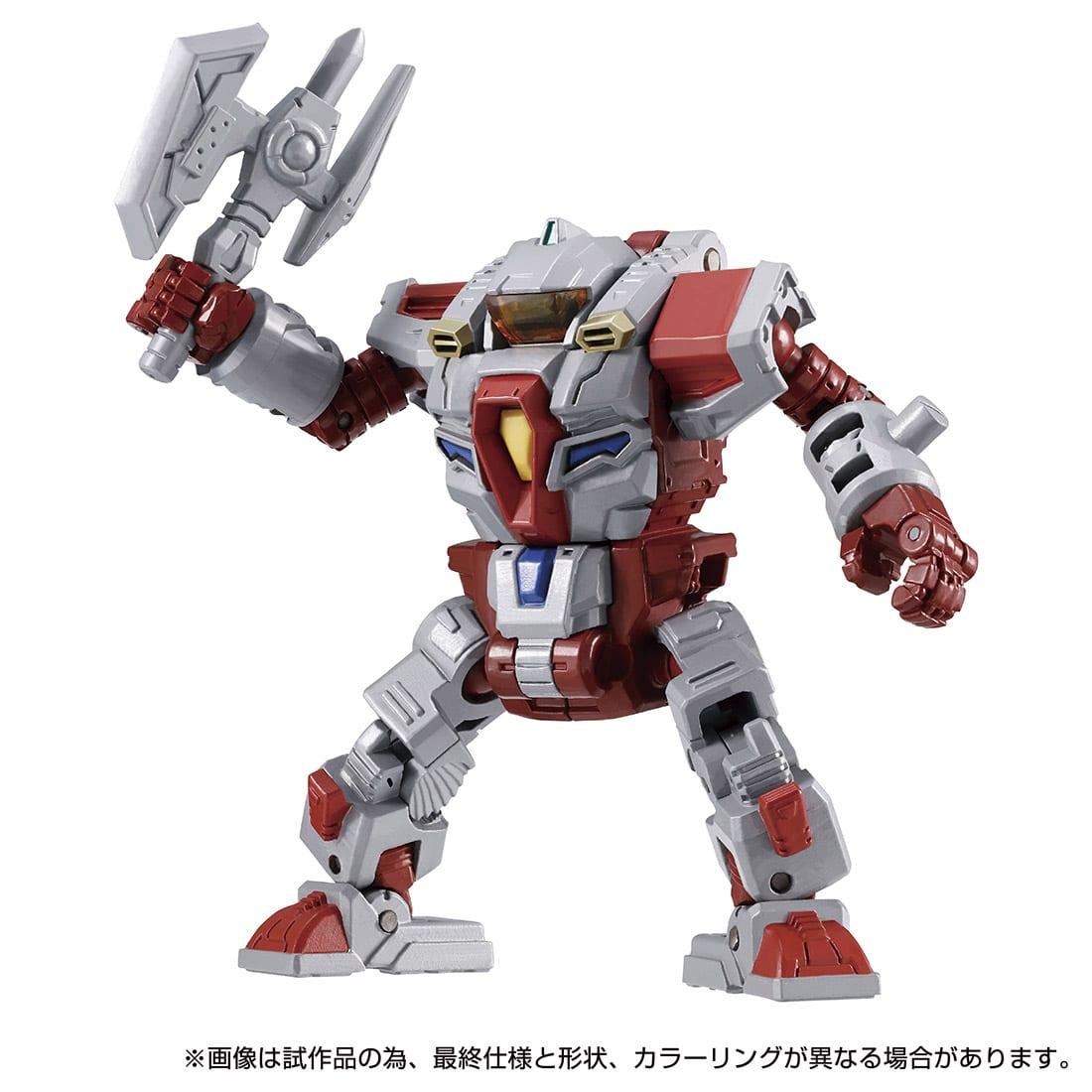 ダイアクロン / グリッドマンユニバース 02『ダイアクロンVS.グリッドマン Ver』可動フィギュア-015