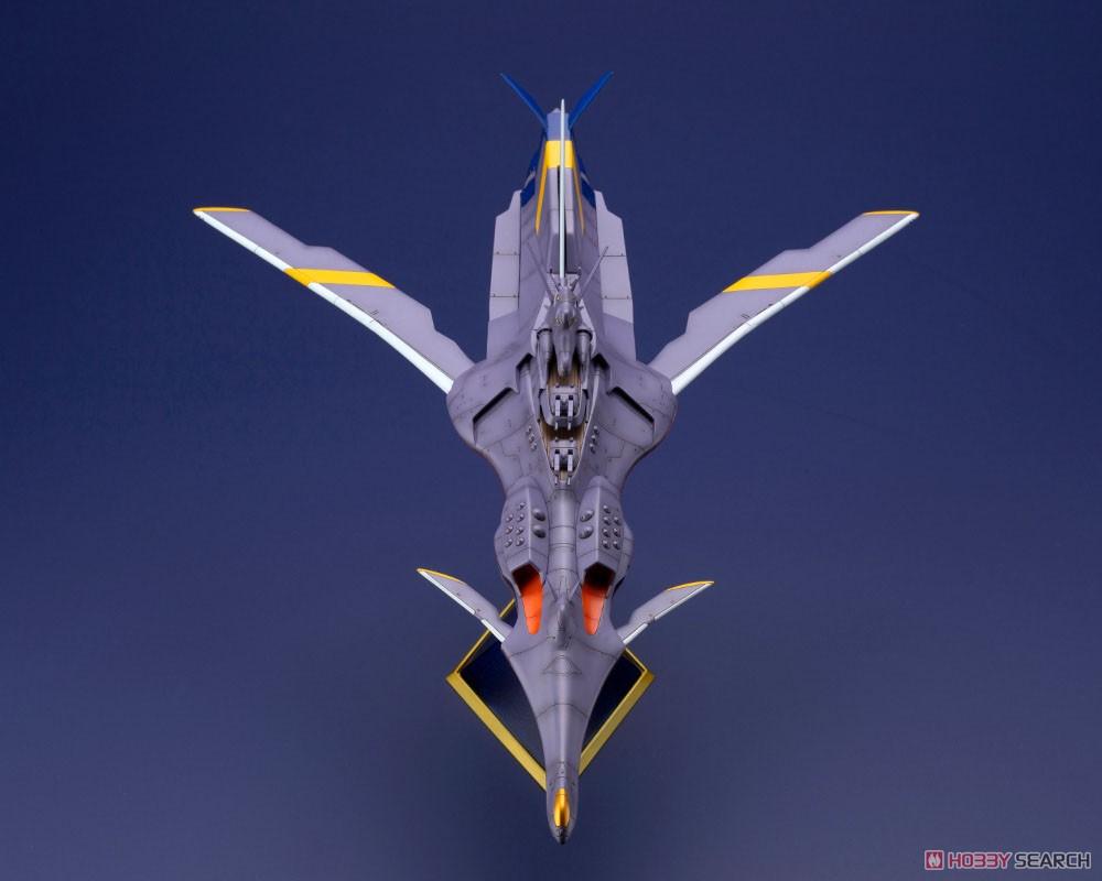 ふしぎの海のナディア『N-ノーチラス号 with ノーチラス号 DXセット』1/1000 プラモデル-011