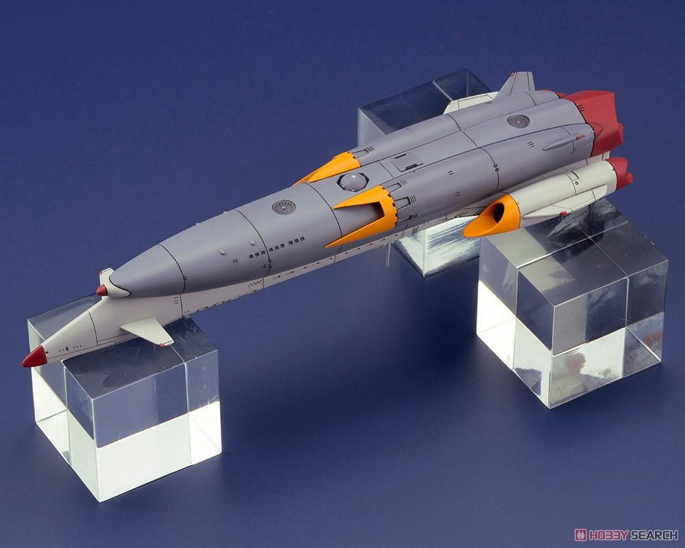 ふしぎの海のナディア『N-ノーチラス号 with ノーチラス号 DXセット』1/1000 プラモデル-022