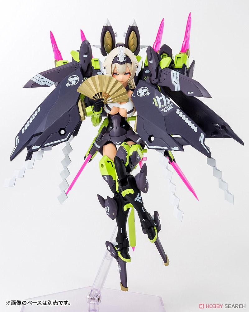 【再販】メガミデバイス『朱羅 玉藻ノ前』1/1 プラモデル-001