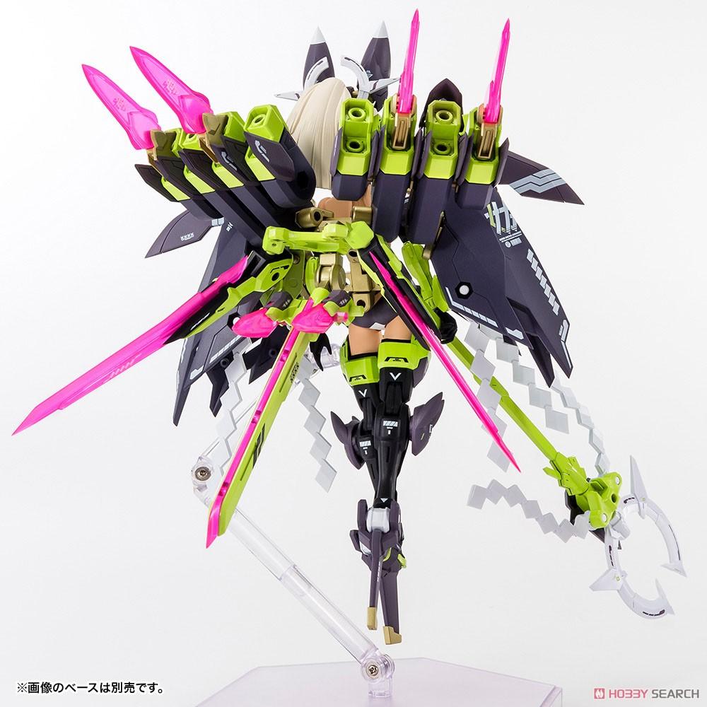 【再販】メガミデバイス『朱羅 玉藻ノ前』1/1 プラモデル-003