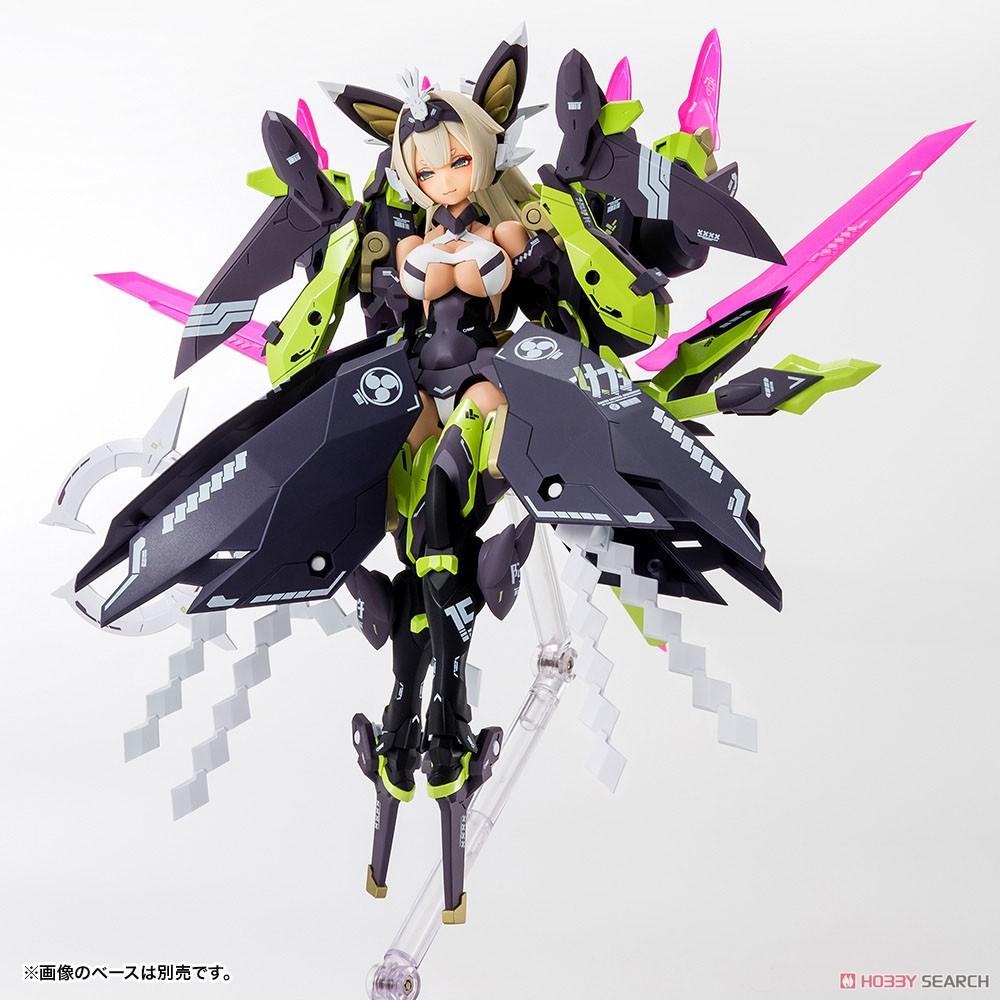 【再販】メガミデバイス『朱羅 玉藻ノ前』1/1 プラモデル-005