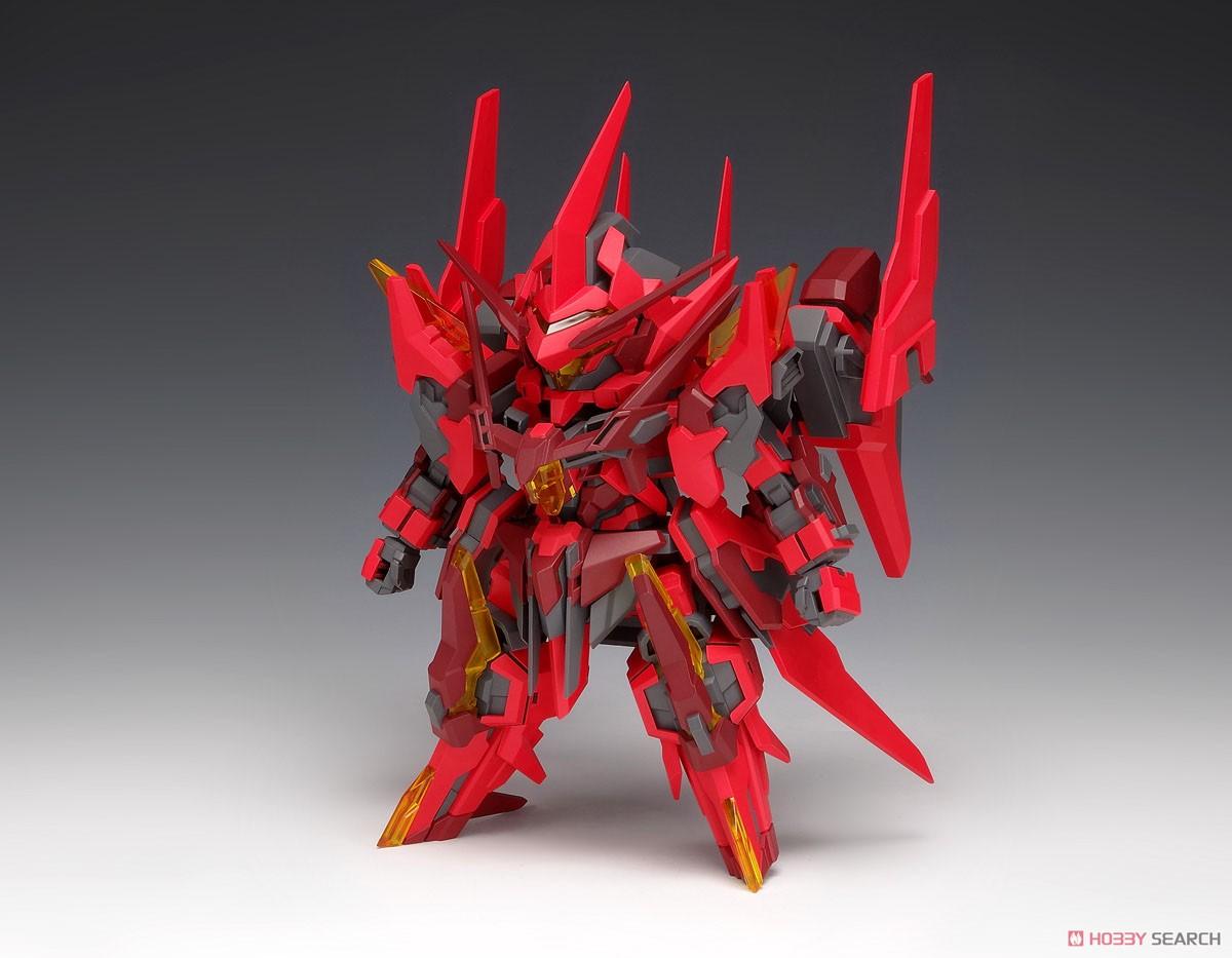 SUPER ROBOT HEROES『イクスクレア・ガストクロウ』プラモデル-003