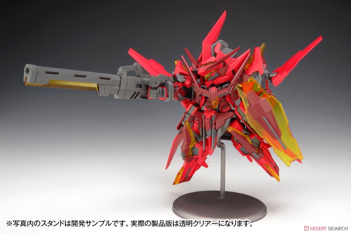 SUPER ROBOT HEROES『イクスクレア・ガストクロウ』プラモデル-008