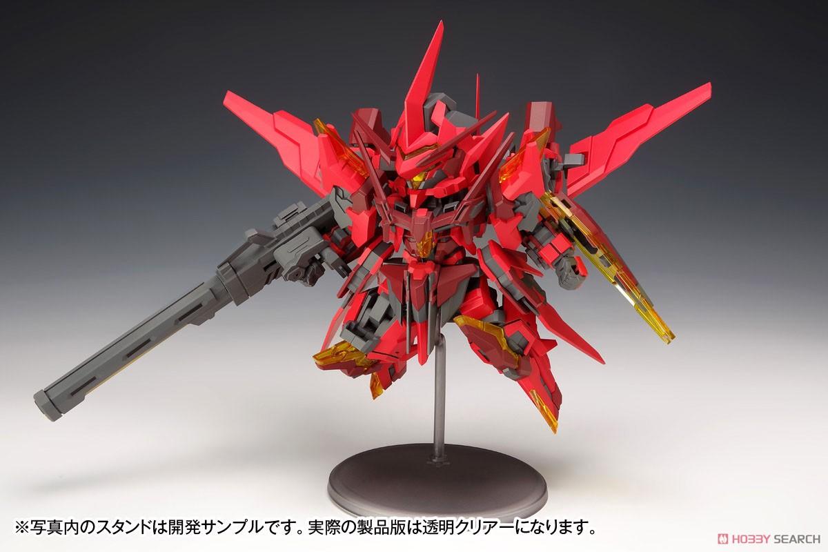SUPER ROBOT HEROES『イクスクレア・ガストクロウ』プラモデル-009