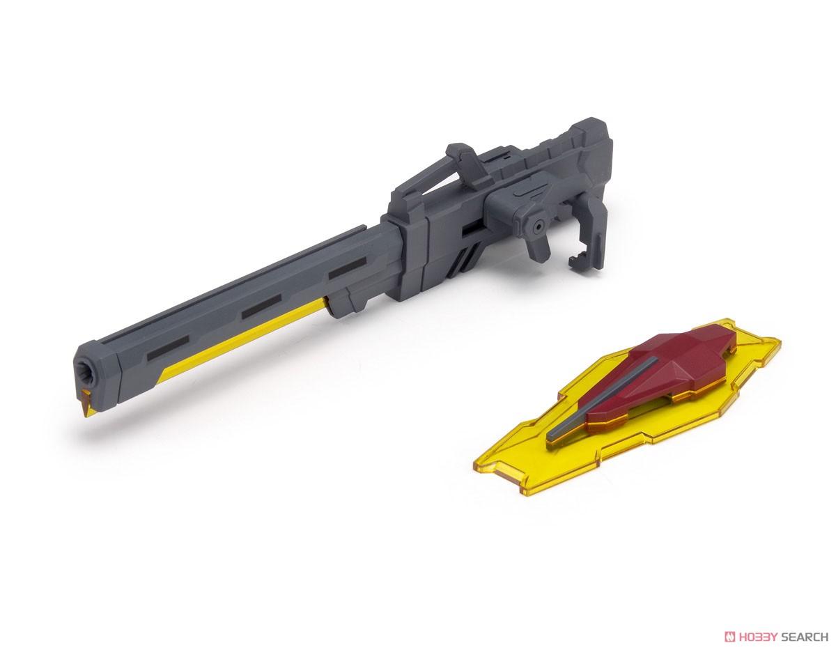 SUPER ROBOT HEROES『イクスクレア・ガストクロウ』プラモデル-010